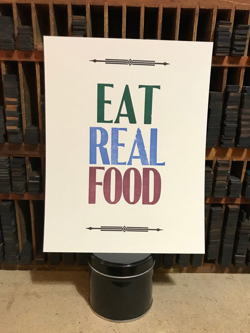 kidd- Eat Real Food